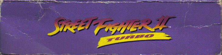 street fighter 2 turbo snes manual