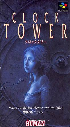 Clock tower snes  ficha Clocktower_0